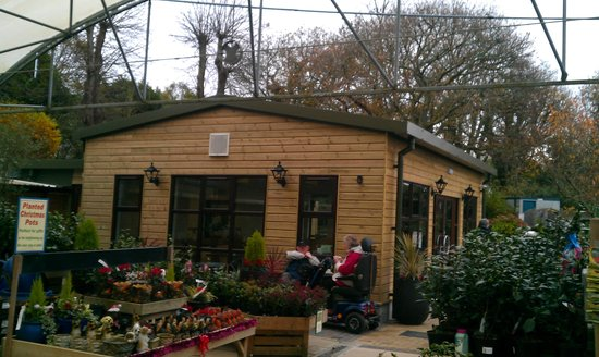 Plymouth Garden Centre Coffee Shop