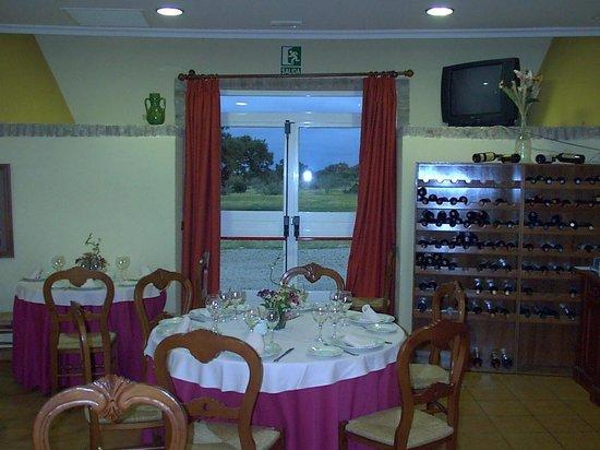 Paraje la Lambra: Restauratne del hotel
