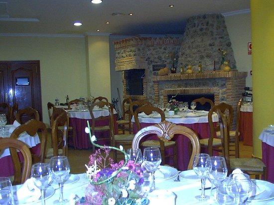 Paraje la Lambra: Restaurante