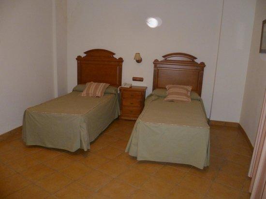 Paraje la Lambra: Habitación Doble- 2 camas