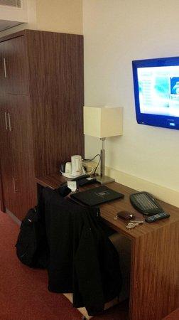Van der Valk Hotel Rotterdam-Blijdorp : Desk