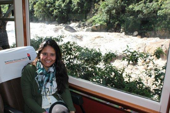 Inca Trail: Trem