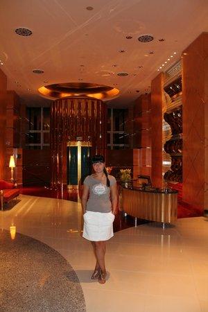 Burj Al Arab Jumeirah: в отеле