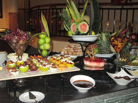 Protea Hotel by Marriott Entebbe: What an assortment!
