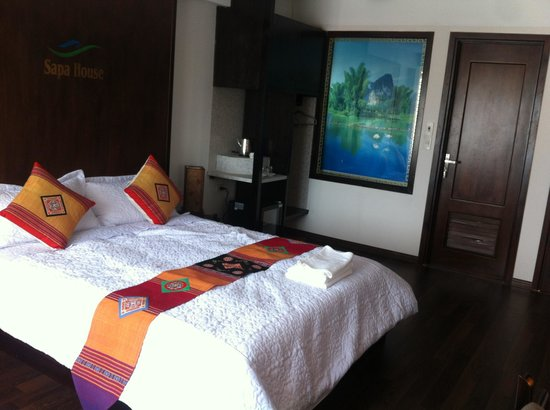 Sapa House Hotel: Superior double room