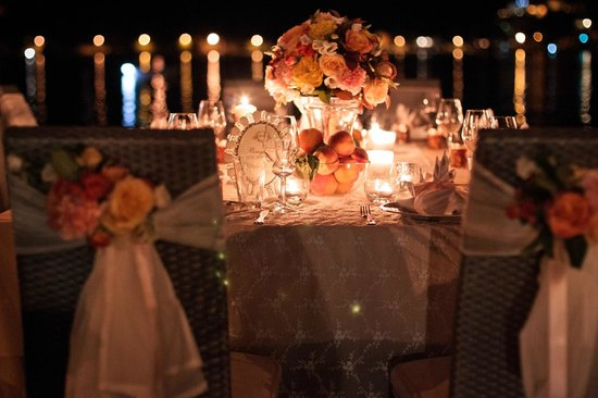 Casa del Mare: beach wedding