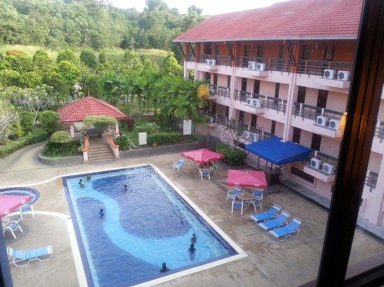 Hotel Seri Malaysia Melaka: View from Room 318