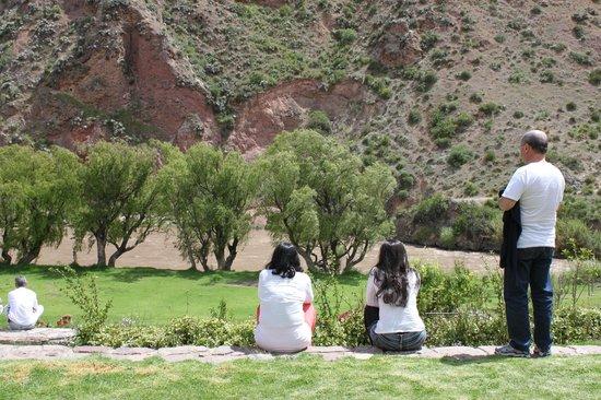 Tunupa Valle Sagrado : Paisagem