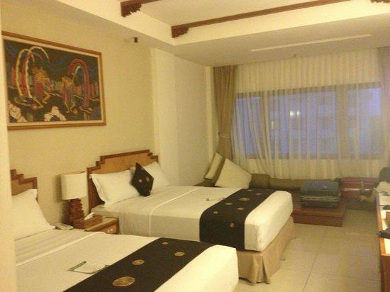 Bali Mandira Beach Resort & Spa: room