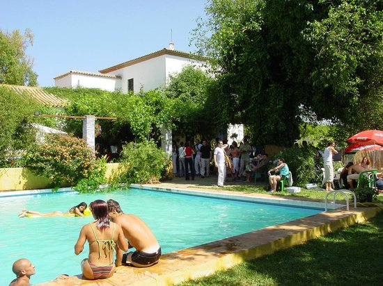 Alojamiento Rural Huerta La Cansina: Jardines - Celebraciones