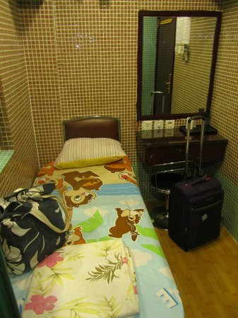 Lis Hostel Hong Kong: Номер