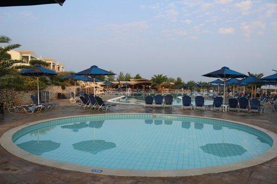 Mareblue Beach Resort: Un matin de bonne heure