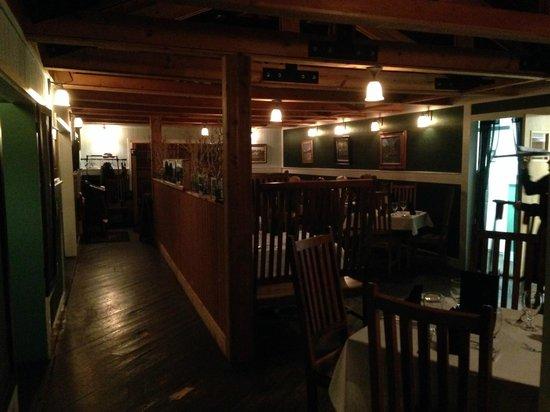 Bliss Restaurant Menu Murrells Inlet