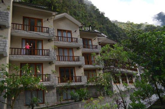 SUMAQ Machu Picchu Hotel: vista de frente del hotel
