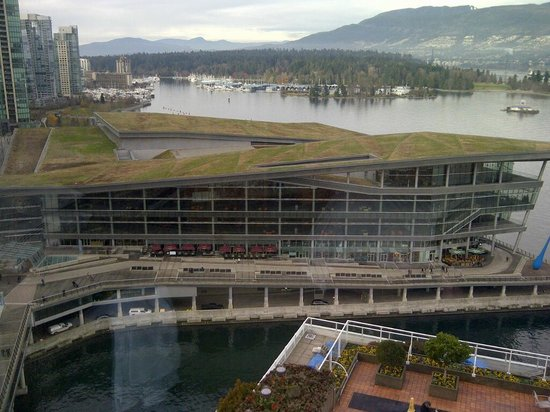 Pan Pacific Vancouver: The neigboors