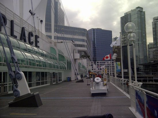 Pan Pacific Vancouver: Canada Place