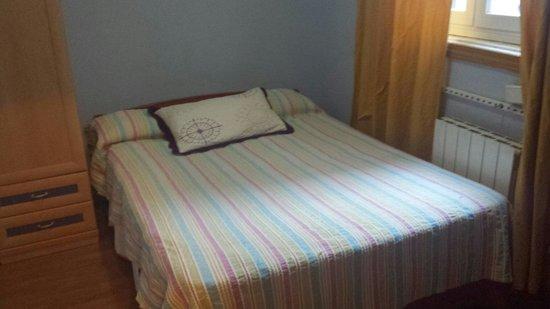 Hostal Casillas : Esta era mi habitación