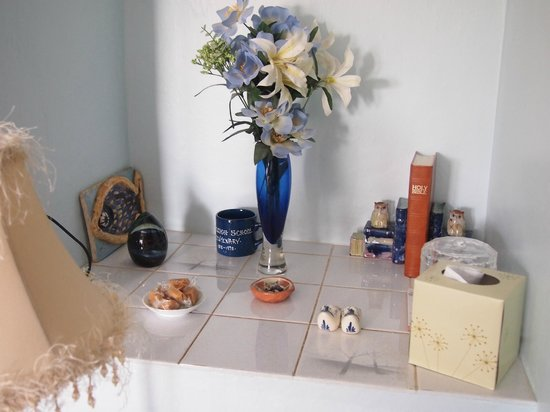 Huxtable Farm Bed & Breakfast: Room