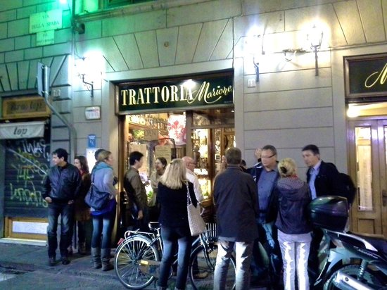 Hotel Tornabuoni Beacci : Our favourite nearby restaurant