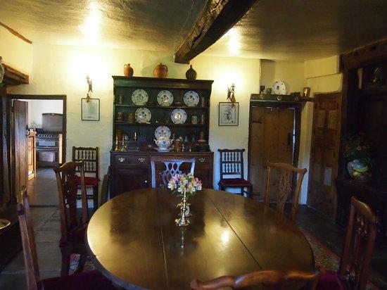 Huxtable Farm Bed & Breakfast: dining Room