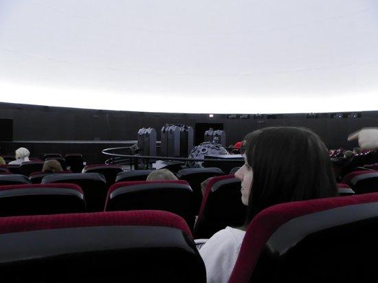 Moscow Planetarium: Большой Кинозал