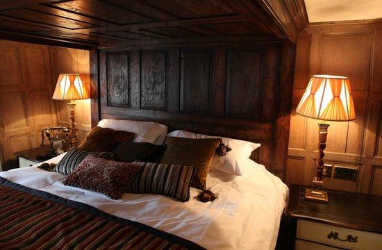 The Crown Inn: Relaxing atmosphere