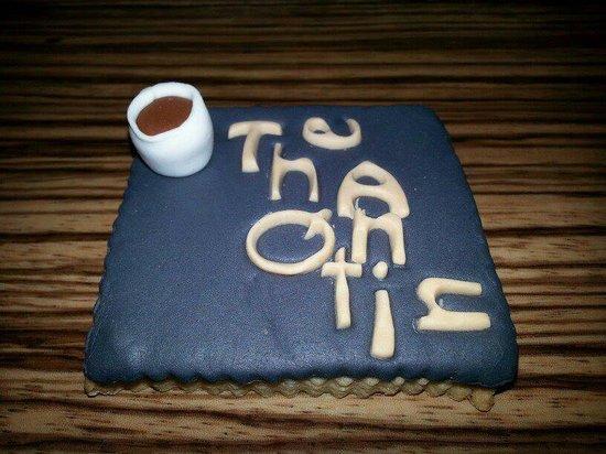 The Qantin restaurant cafe: lezzetli ve çok şirin qantin kurabiyeleri