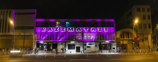 Photo of Tourist Attraction Razzmatazz at C/almogavers 122-c/pamplona 88, Barcelona 08018, Spain