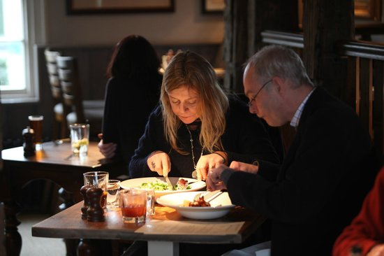 The Crown Inn: Delicious, freshly cooked food