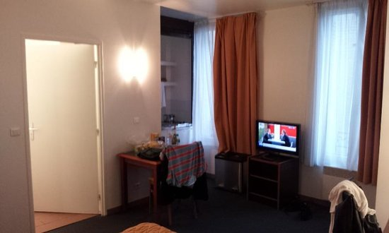Adagio Access Paris Philippe Auguste : Geral do quarto