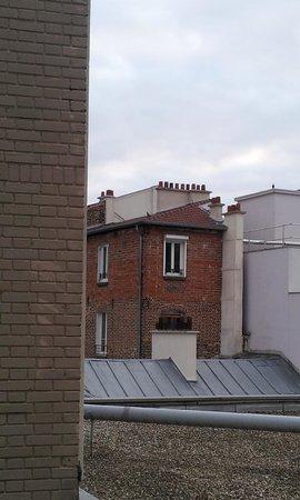 Adagio Access Paris Philippe Auguste: Vista do quarto