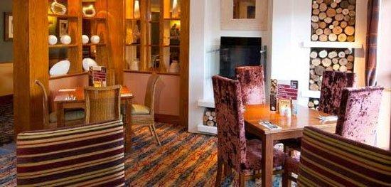 Ormonde Table Table: The Ormonde Restaurant