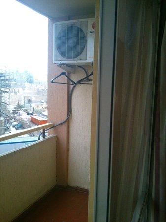 Anfora: Balcón