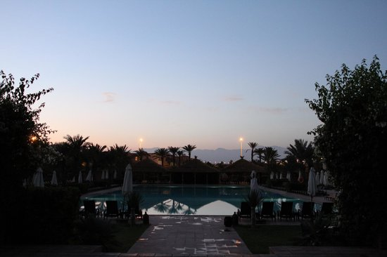 SENTIDO Kenzi Menara Palace : Pool