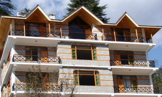 Hotel Mountain Trail Manali