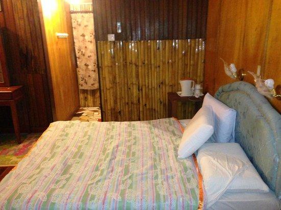 Bilit Rainforest Lodge: Номер
