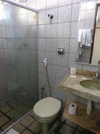 Pousada Atlantica: Banheiro