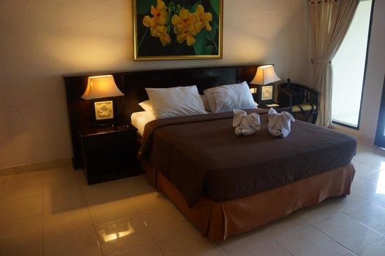 Champlung Sari Hotel : Good layout