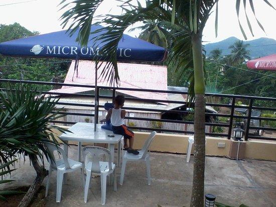 Coron Paradise Bed & Breakfast : Great modern hotel!