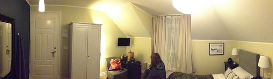 Reykjavik Residence Hotel: room