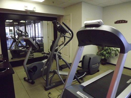Baymont Inn & Suites Boone Near APP State : Fitness Room