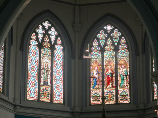 St Joseph's Church : Above and behind the Altar
