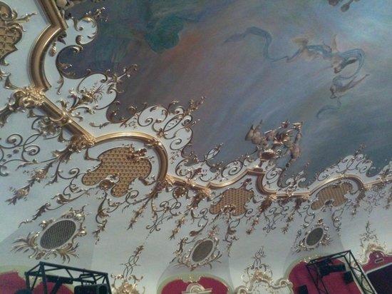 Teatrul National Vasile Alecsandri: The ceiling