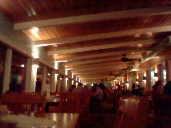 The Cottage Bar and Gulfshore Grill: Dining Room