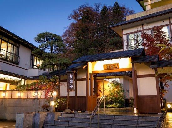Chousenkaku Kameya: 外観