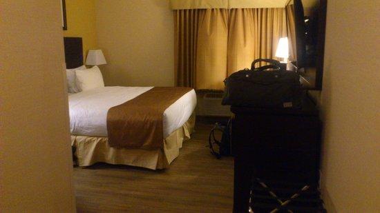 Days Inn & Suites Winnipeg Airport, Manitoba : Nice Room