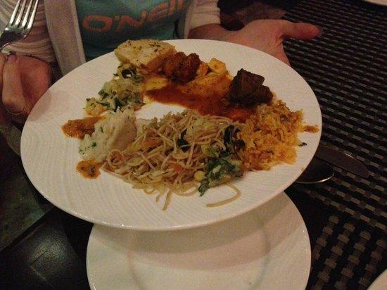Ramada Gurgaon Central : ужин