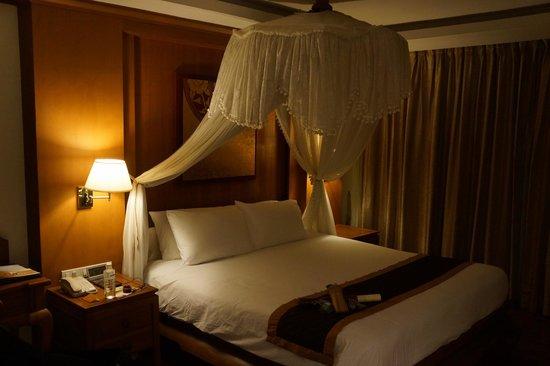 Khum Phaya Resort & Spa, Centara Boutique Collection: Own canopy