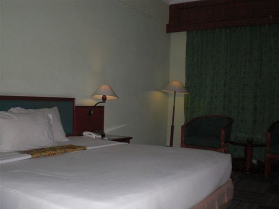 Soechi International Hotel: Bed Room