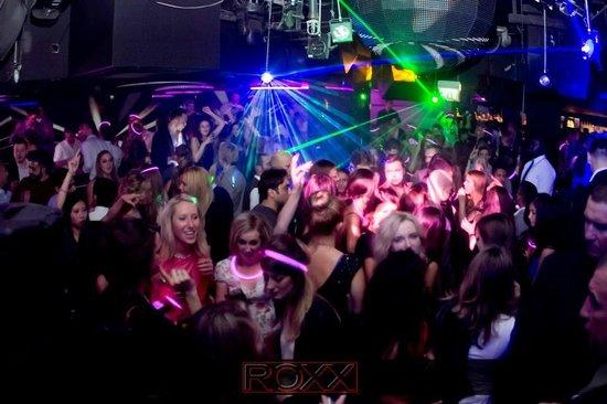 Roxx London: Great crowd